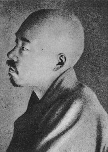 Portret al lui Masaoka Shiki, autor necunoscut ©wikipedia
