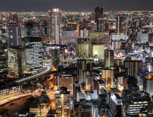 """Osaka sau o călătorie către unul din centrele de """"comandă comercială"""" ale Japoniei"""