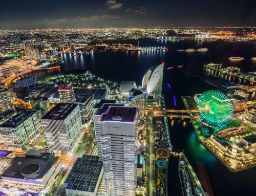 Yokohama sau poarta către lume