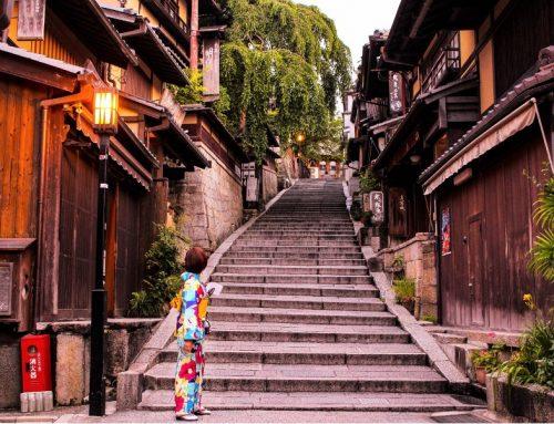 Kyoto, sau despre fascinația la fiecare pas
